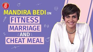 Mandira Bedi shares her Fitness, Marriage and Cheat Meal Secrets