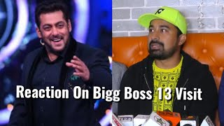 Bigg Boss 13 Great Experience With Salman Khan Says Rannvijay Singha