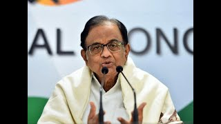PM unusually silent on economy, ministers indulge in 'bluff and bluster': Chidambaram
