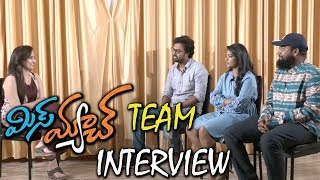 MisMatch Movie Team Exclusive Interview || Uday Shankar Aishwarya Rajesh || Bhavani HD Movies