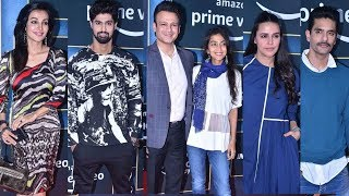 Inside Edge 2 Special Screening | Vivek Oberoi, Angad Bedi, Flora Saini