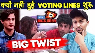 Bigg Boss 13 | Voting Lines CLOSED This Time Despite If Nomination | BIG TWIST | BB 13 Video