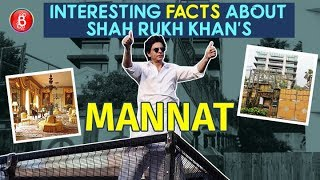 Interesting facts about Shah Rukh Khan's 'Mannat'