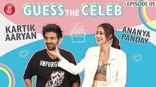 'Pati Patni Aur Woh' stars, Kartik Aaryan & Ananya Panday's Hilarious Antics