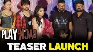 Play Back Movie Teaser Launch - Bhavani HD Movies