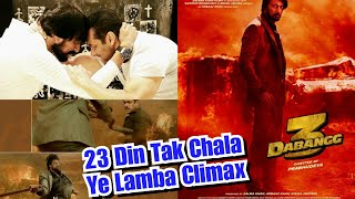 Dabangg 3 Climax Scene To Be Shot In More Than 23 Days, Here's Why?
