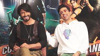 Commando 3 Movie | Interview With Vidyut Jamwal And Gulshan Devaiah