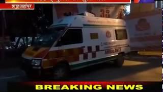 Shahajapur | 108 एम्बुलेंस सेवा की खुली पोल , बीमार मां को रिक्शे में लाया बेटा