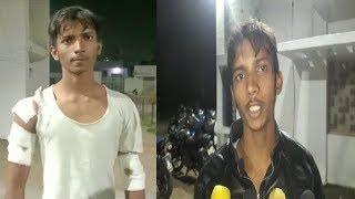 Jaanleva Humla Naujawan Par In Golconda Hyderabad |  NOWJAVAN FAHAD MALIK NE KI MEDIA SE BAAT |