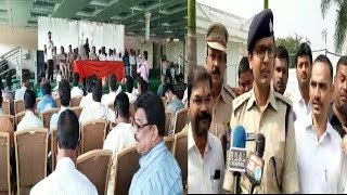 6 December Ko Lekar Police Meeting In Hyderabad LB Nagar | @ SACH NEWS |
