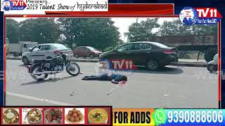 JNTU STUDENT LOST HIS LIFE IN  ACCIDENT AT PATANCHERU | TS