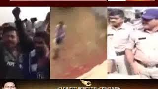 हैदराबाद गैंगरेप केस के आरोपी ढेर, लोगों ने पुलिस पर बरसाए फूल