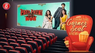 Kartik Aaryan, Bhumi Pednekar & Ananya Panday's Pati Patni Aur Woh Movie Review