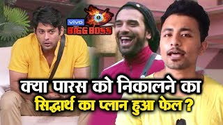 Bigg Boss 13 | Did Siddharth Shukla's MASTER Stroke To Evict Paras Failed? | BB 13 Latest Update