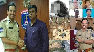 Police Encounter Disha The Lady Dr Case Accused Encountered By Cyberabad Police | @ SACH NEWS |