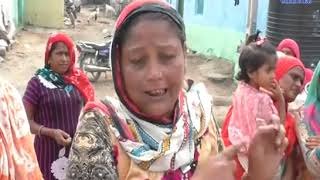 Dhoraji |Deprived of basic amenities in the slum area| ABTAK MEDIA