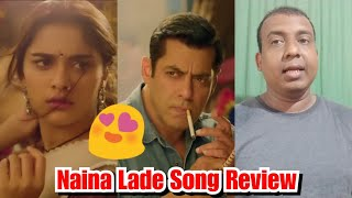 Naina Lade Video Song Review From Dabangg 3