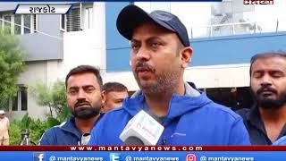 Rajkot: બિનસચિવાલય પરીક્ષા મામલે NSUI દ્વારા બંધ કરાવાઈ કોલેજો