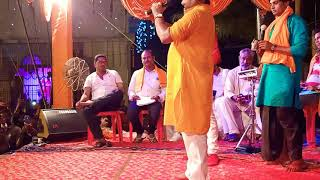 Gopal Rai jee ka jabrdast program in ballia