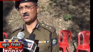 07 DEC N 13 END_सोलन के पुलिस लाईन में अपराध बैठक का आयोजन किया गया