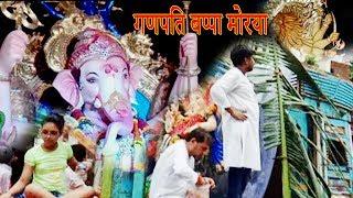 2019 Mumbai Ganpati Visarjan Mahotsav Live, Ganapti Bappa Morya