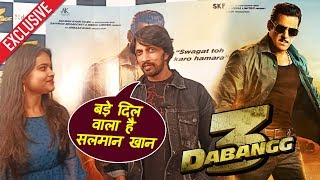 Dabangg 3 Villain Kiccha Sudeep Exclusive Interview | Salman Khan | Chulbul Pandey