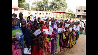 Jharkhand Assembly polls: Voting underway for 20 seats of 2nd phase