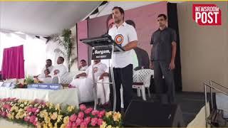 संसदीय क्षेत्र वायनाड पहुंचे राहुल, देश में मौजूदा माहौल पर सुनिए क्या कहा?