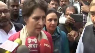 Smt. Priyanka Gandhi Vadra on Unnao rape case