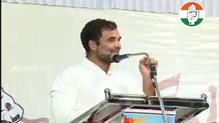 Shri Rahul Gandhi visits Save BPCL Save India protest, by BPCL employees in Kochi.