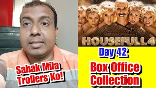 Housefull 4 Movie Box Office Collection Till Day 42