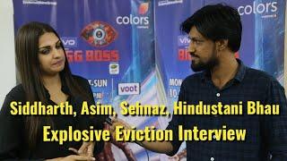 Himanshi Khurana Exclusive Interview - EVICTION - Bigg Boss13