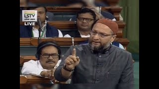 CAB in LS: Amit Shah's name would be written with Hitler, says Asaduddin Owaisi
