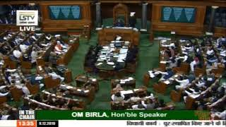 Union Home Minister Shri Amit Shah speaks on Citizenship Amendment Bill 2019 in Lok Sabha