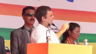 LIVE: Shri Rahul Gandhi addresses a public rally in Hazaribagh, Jharkhand