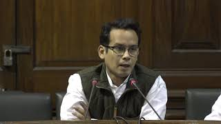 Congress Party Briefing by Gaurav Gogoi on The Citizenship Amendment Bill (CAB), 2019