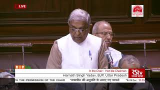 Shri Harnath Singh Yadav during Matters Raised With The Permission Of The Chair in RS
