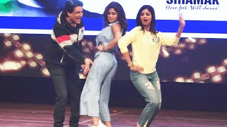 Shiamak Davar's Annual Workshop Winter Funk With Star Kids 2019 | Shilpa Shetty, Shamita Shetty