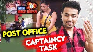 Bigg Boss 13 | POST OFFICE Captaincy Task | Kaun Hoga Ghar Ka agla CAPTAIN? | BB 13 Episode Preview
