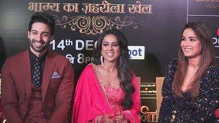 Naagin: Bhagya Ka Zehreela Khel | Press Conference | Nia Sharma, Jasmin Bhasin