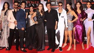 Vogue X Nykaa Fashion -The Power List 2019 | Shahrukh Khan, Akshay Kumar, Hrithik Roshan, Katrina