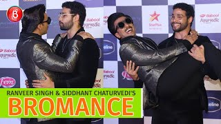 Ranveer Singh & Siddhant Chaturvedi's Bromance is Unmissable