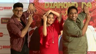 Challa Diamond Da Song Launch - Ganesh Acharya, Manav Gohil, Jash, Rochak Kohli & Lyricist Kumar