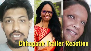 Chhapaak Trailer Reaction - Deepika Padukone, Vikrant Massey And Meghna Gulzar