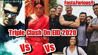 Radhe Vs Laxmmi B@@b Vs Fast And Furious 9 Clash On EID 2020