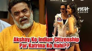 Sanjay Nirupam Questions Akshay Kumar Citizenship Over Citizenship Amendment Bill