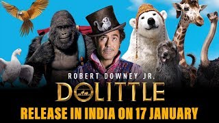 """Dolittle"" Movie Trailer REVIEW 