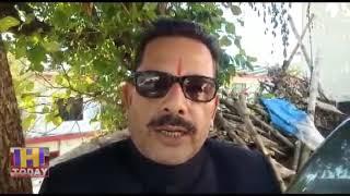 09 DEC N 1 मुख्यमंत्री जयराम ठाकुर के एक दिवसीय दौरे के बाद कांग्रेस और बीजेपी में बयानबाजी का दौर