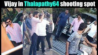 Vijay Thalapathy64 Shooting Spot