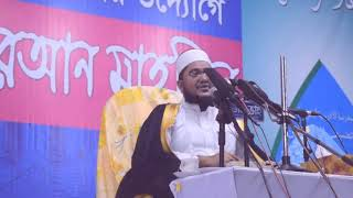 সূরা আর-রহমান এর তাফসীর । পর্ব -2 । Mawlana Sadikur Rahman Al Azhari New Bangla Waz Mahfil 2019